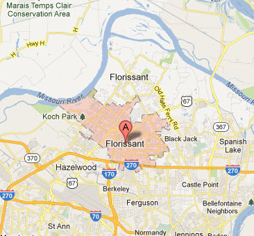 Appliance Repairs In Florissant Mo Map Service Coverage Areas